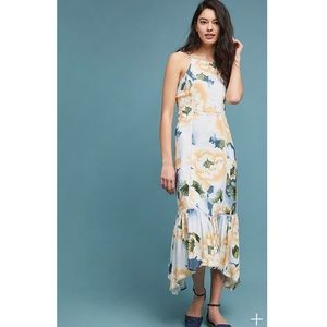 Farm Rio Greenfield Midi Dress